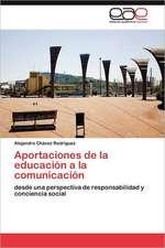 Aportaciones de La Educacion a la Comunicacion:  Morfosintaxis y Prosodia En Accion