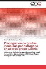 Propagacion de Grietas Inducidas Por Hidrogeno En Aceros Grado Tuberia:  Anexos
