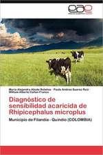 Diagnostico de Sensibilidad Acaricida de Rhipicephalus Microplus