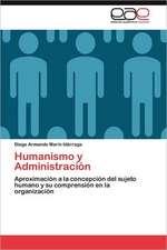 Humanismo y Administracion:  El Dificil Camino Hacia El Grupo Brics