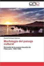 Morfologia del Paisaje Cultural:  Productores de Cacao de Pequena Escala