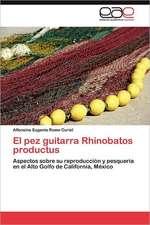 El Pez Guitarra Rhinobatos Productus:  Su Influencia En La Evaluacion Profesoral