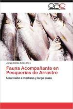 Fauna Acompanante En Pesquerias de Arrastre:  Desgomado