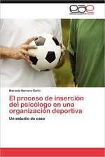 El Proceso de Insercion del Psicologo En Una Organizacion Deportiva:  Lo Arabe En La Prensa Espanola