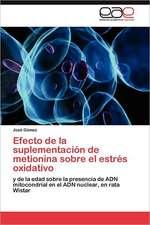Efecto de La Suplementacion de Metionina Sobre El Estres Oxidativo:  Lo Arabe En La Prensa Espanola