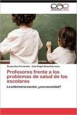 Profesores Frente a Los Problemas de Salud de Los Escolares:  Elecciones y Democracia (1998-2010)