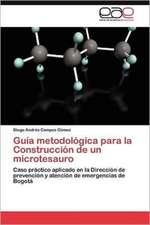Guia Metodologica Para La Construccion de Un Microtesauro:  Eleccion-Comportamiento de Consumidor En Bebidas Coke