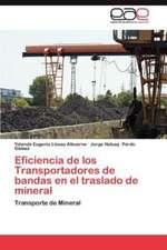 Eficiencia de Los Transportadores de Bandas En El Traslado de Mineral:  Efectos Sobre La Respuesta de Succion