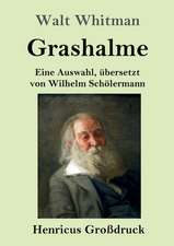 Grashalme (Großdruck)