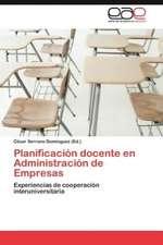 Planificacion Docente En Administracion de Empresas:  Herramienta de La Web 2.0 Para Algebra Lineal