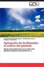 Aplicacion de Fertilizantes Al Cultivo del Gladiolo:  Las Escuelas de Medicina de Mujeres