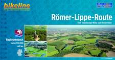 Bikeline Radtourenbuch Römer-Lippe-Route