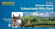 bikeline Radtourenbuch-Naturpark-Radweg Schwarzwald Mitte/Nord