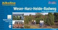 Bikeline Weser-Harz-Heide-Radweg
