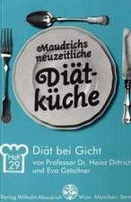 Diät bei Gicht
