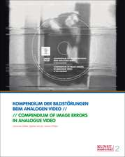 Compendium of Image Errors in Analogue Video