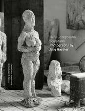Hans Josephsohn Sculptures: Photographs by Jürg Hassler