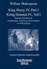 King Henry IV, Part I / König Heinrich IV., Teil 1