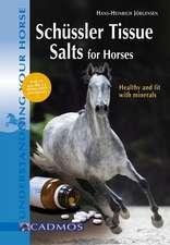 Schnssler Tissue Salts for Horses: Healthy and Fit With Minerals