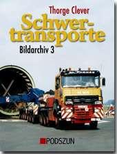 Schwertransporte. Bildarchiv 3