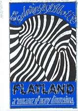 Flatland Minibook - Limited Gilt-Edged Edition