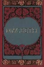 Macbeth Minibook -- Limited Gilt-Edged Edition
