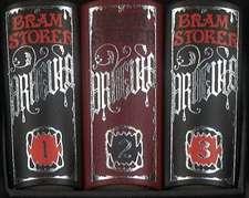 Dracula Minibook -- Gilt-Edged Edition (3 Volumes)