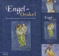 Engel-Orakel (Buch mit Orakel-Karten in Geschenkbox)