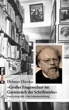 Gro Er Eingeweihter Im Gartenreich Der Schriftwerke:  On Love, Sex, Reason, and Happiness