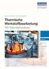 Thermische Werkstoffbearbeitung - Teil: Wärmebehandlung