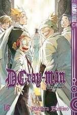 D.Gray-Man 16