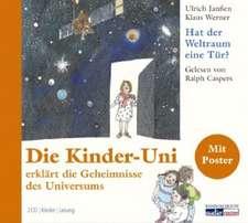 Die Kinder-Uni. Hat der Weltraum eine Tür?