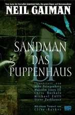 Sandman 02 - Das Puppenhaus