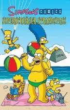 Simpsons Comic Sonderband 16. Superschräger Strandspass