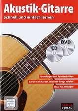 Akustik Gitarrenschule mit QR-Code