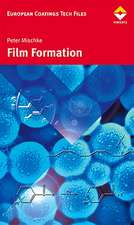 Film Formation:  In Modern Paint Systems