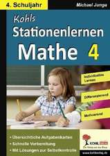Kohls Stationenlernen Mathe 4. Schuljahr