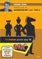 Powerplay 19: Angreifen mit 1. e4 (Teil 2)