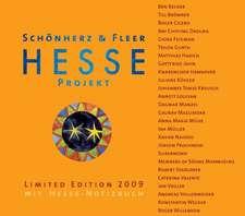 """Hesse Projekt """"Die Welt unser Traum"""" und """"Verliebt in die verrückte Welt"""": Audiobook"""