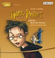 Harry Potter 1 und der Stein der Weisen: Audiobook