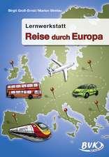 """Lernwerkstatt """"Reise durch Europa"""""""
