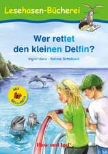 Wer rettet den kleinen Delfin? / Silbenhilfe