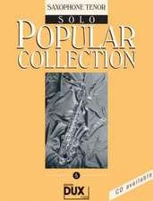 Popular Collection 5. Saxophone Tenor Solo