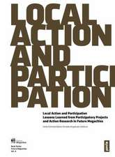 Local Action and Participation