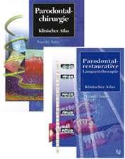 Parodontalchirurgie und Parodontal-restaurative Langzeittherapie