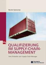 Qualifizierung im Supply-Chain-Management