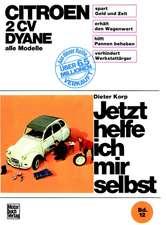Citroën 2 CV Dyane, alle Modelle  bis Sept. 1990
