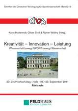 Kreativität - Innovation - Leistung