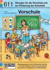 Vorschule: Schulreife fördern