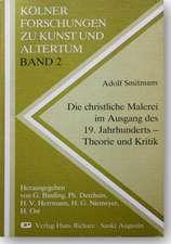 Die christliche Malerei im Ausgang des 19. Jahrhunderts - Theorie und Kritik